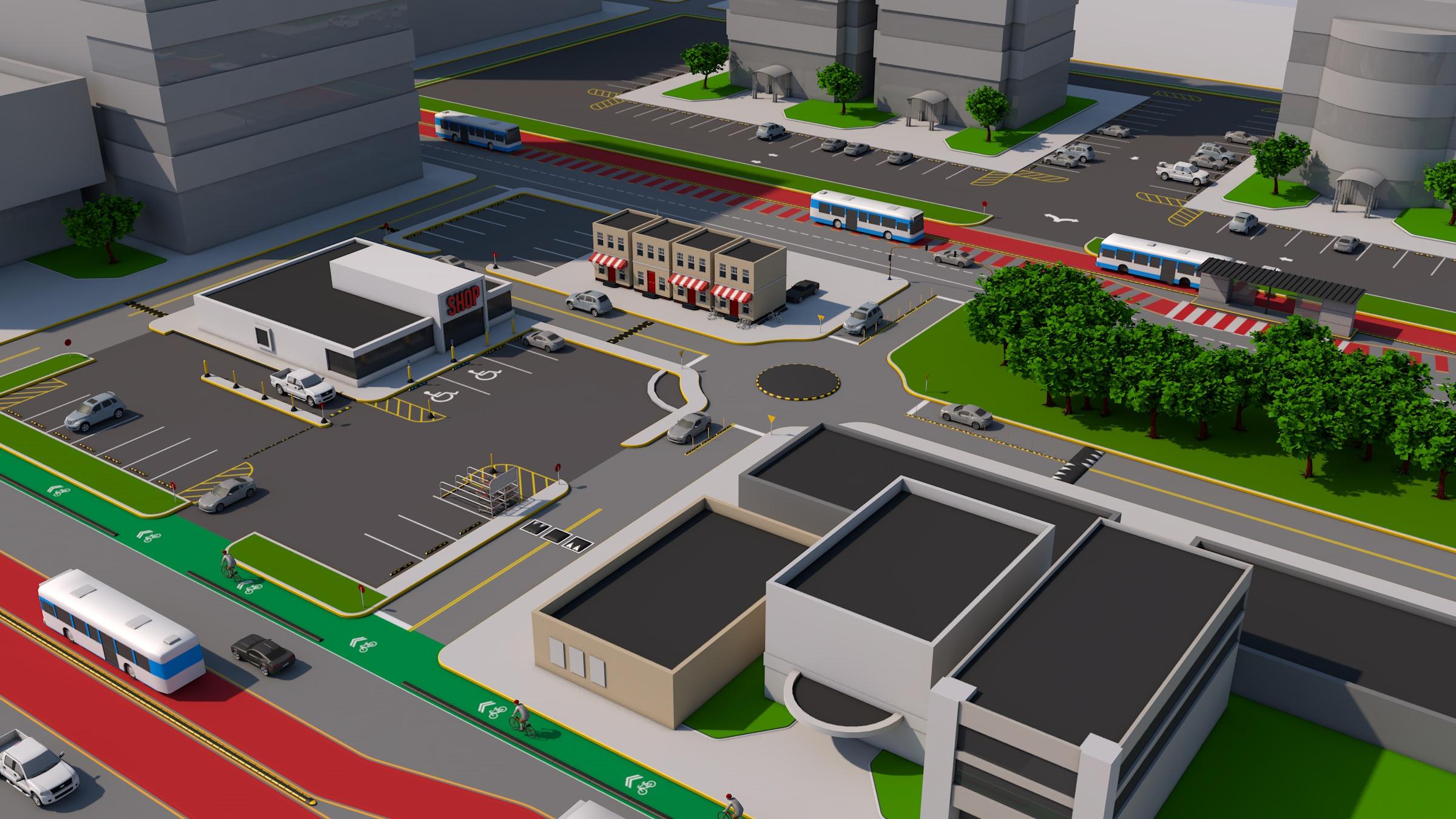 Municipal Illustration