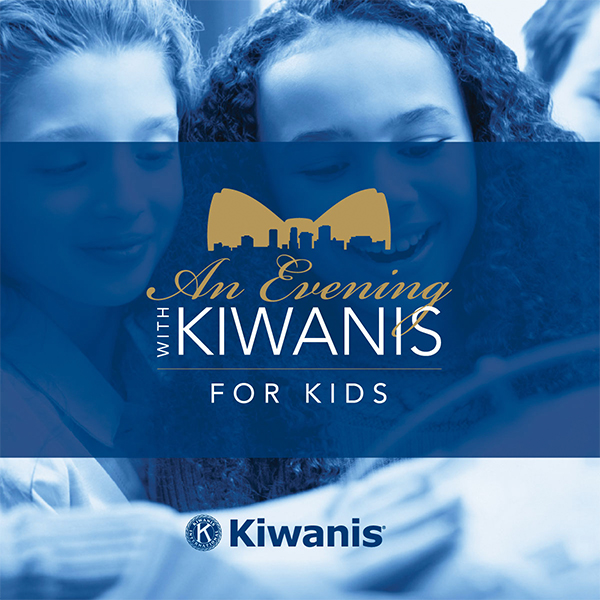 An Evening with Kiwanis for Kids
