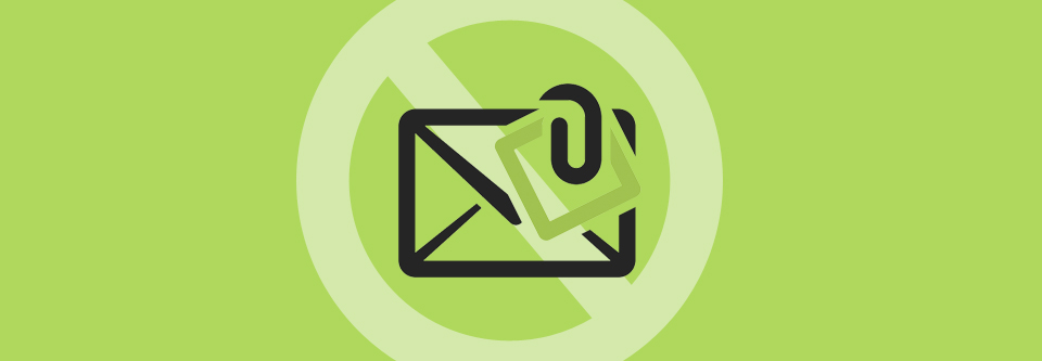 Email Signatures without annoying attachments